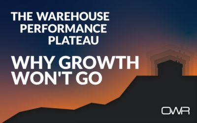Why growth won't go – the warehouse performance plateau