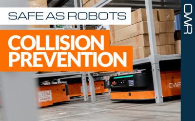 Safe as robots – collision prevention
