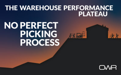 No perfect picking process – warehouse performance plateau