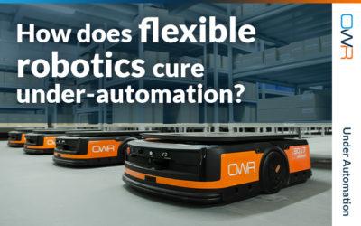 How does flexible robotics cure under-automation?