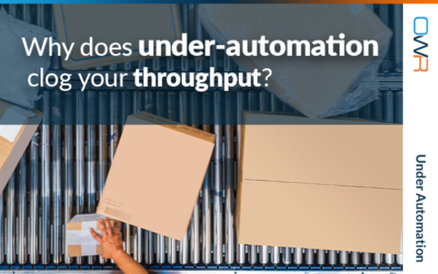 Why does under-automation clog your throughput?